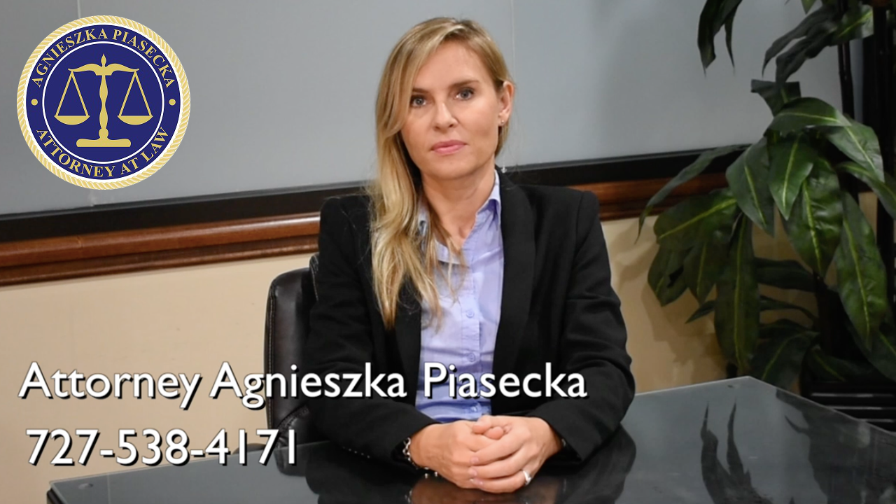 "Attorney Agnieszka ""Aga"" Piasecka"