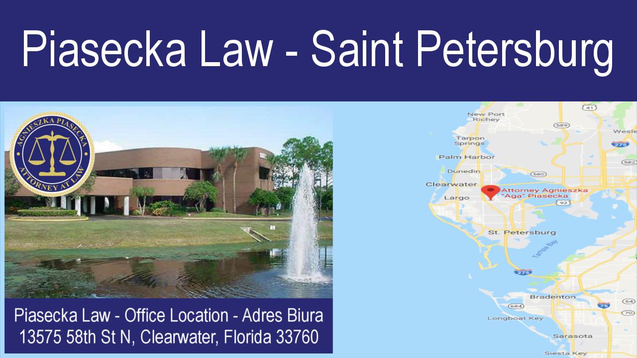 Piasecka Law - Serving Saint Petersburg