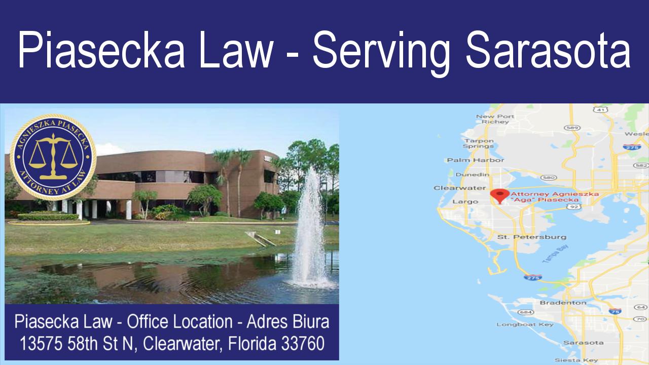 Piasecka Law - Serving Sarasota