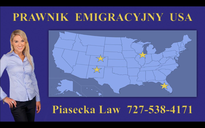 Prawnik Emigracyjny USA