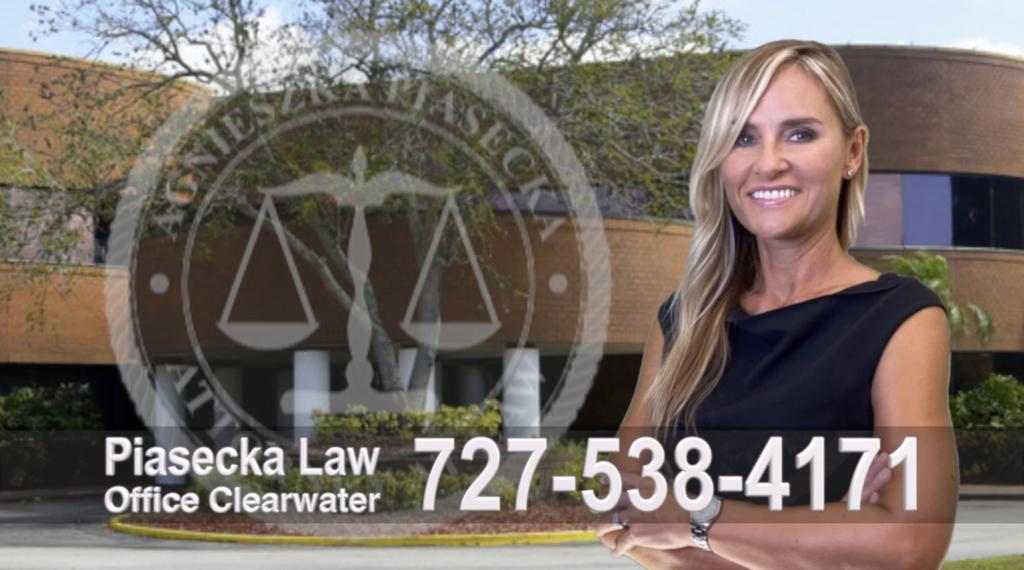 Power of Attorney Pełnomocnictwo Apostille, Clearwater, Attorney, Lawyer, Polish, Agnieszka Piasecka, Aga Piasecka, Clearwater, Florida, Office