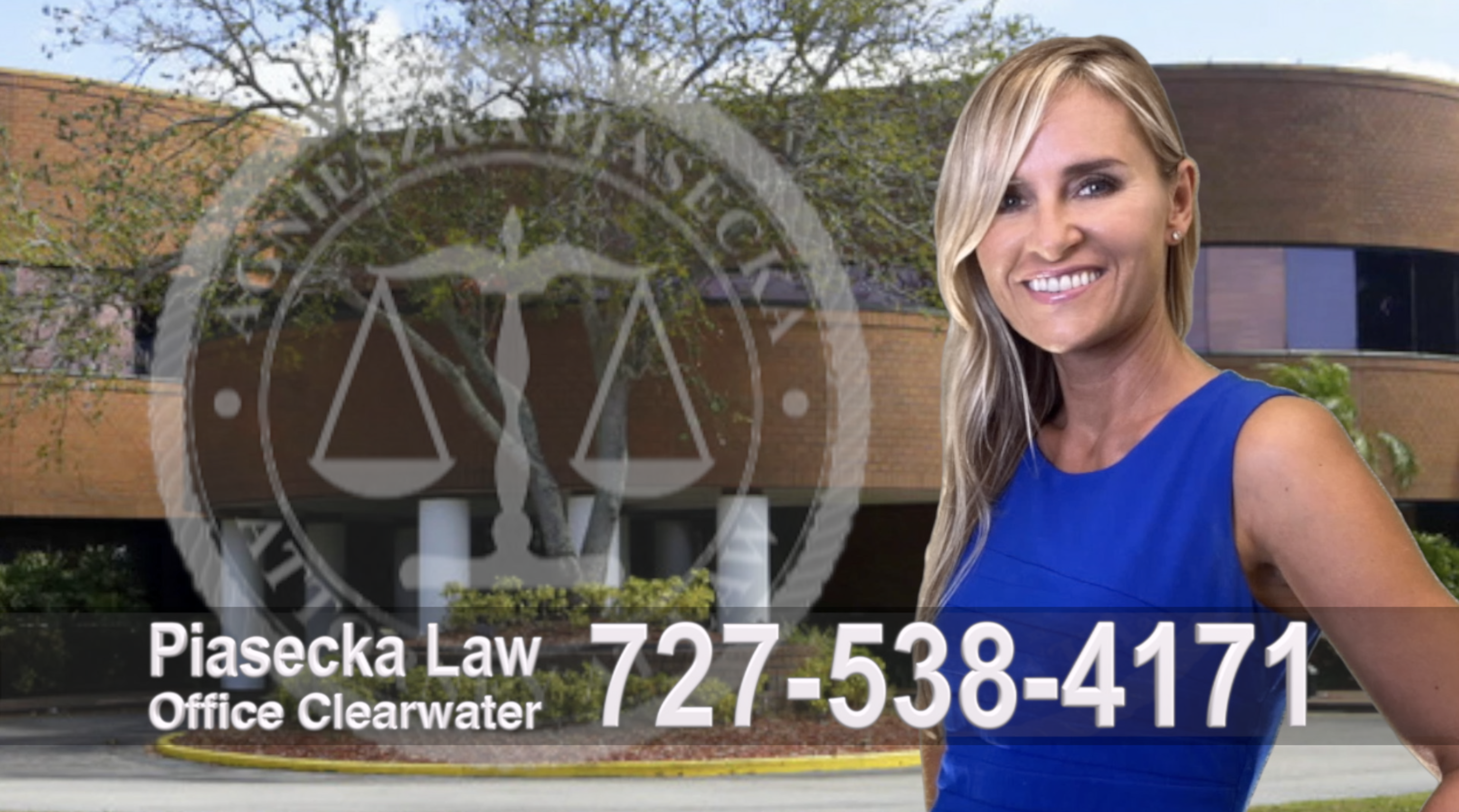 Wills and Trusts, Clearwater, Attorney, Lawyer, Polish, Agnieszka Piasecka, Aga Piasecka, Clearwater, Florida, Office address