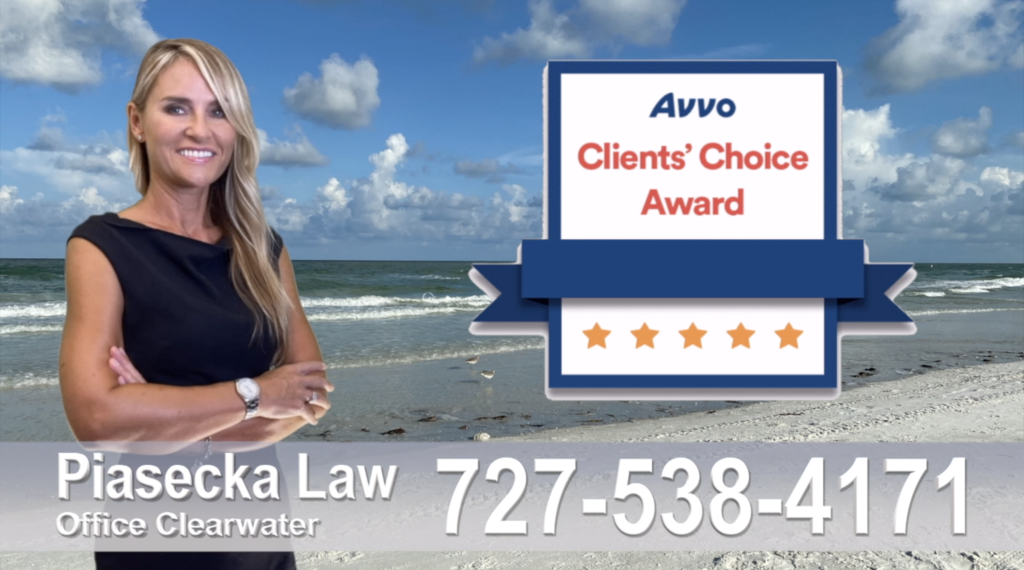 Clearwater, Polish, attorney, polish, lawyer, clients, reviews, clients avvo award