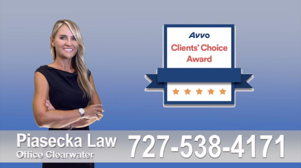 New Port Richey Polish, attorney, polish, lawyer, clients, reviews, clients, avvo award