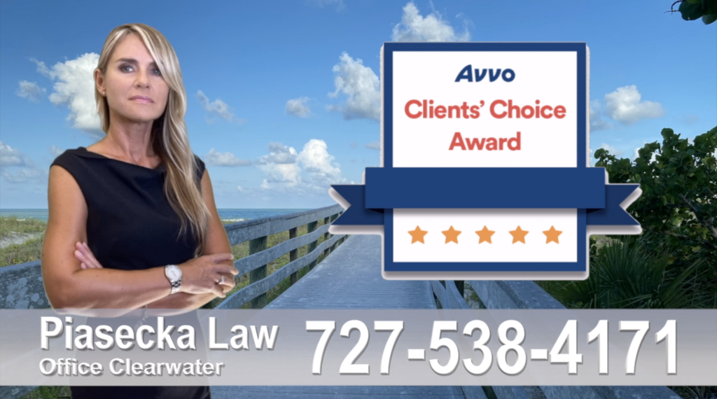 Sarasota Polish, attorney, polish, lawyer, clients, reviews, clients, avvo, award,