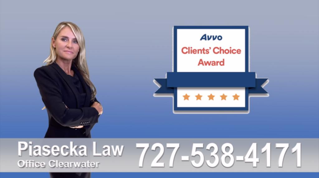 Sarasota Polish, attorney, polish, lawyer, clients, reviews, clients, choice, avvo, award